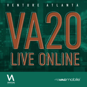 Vacmobile will present at Venture Atlanta's VA20 Live Online